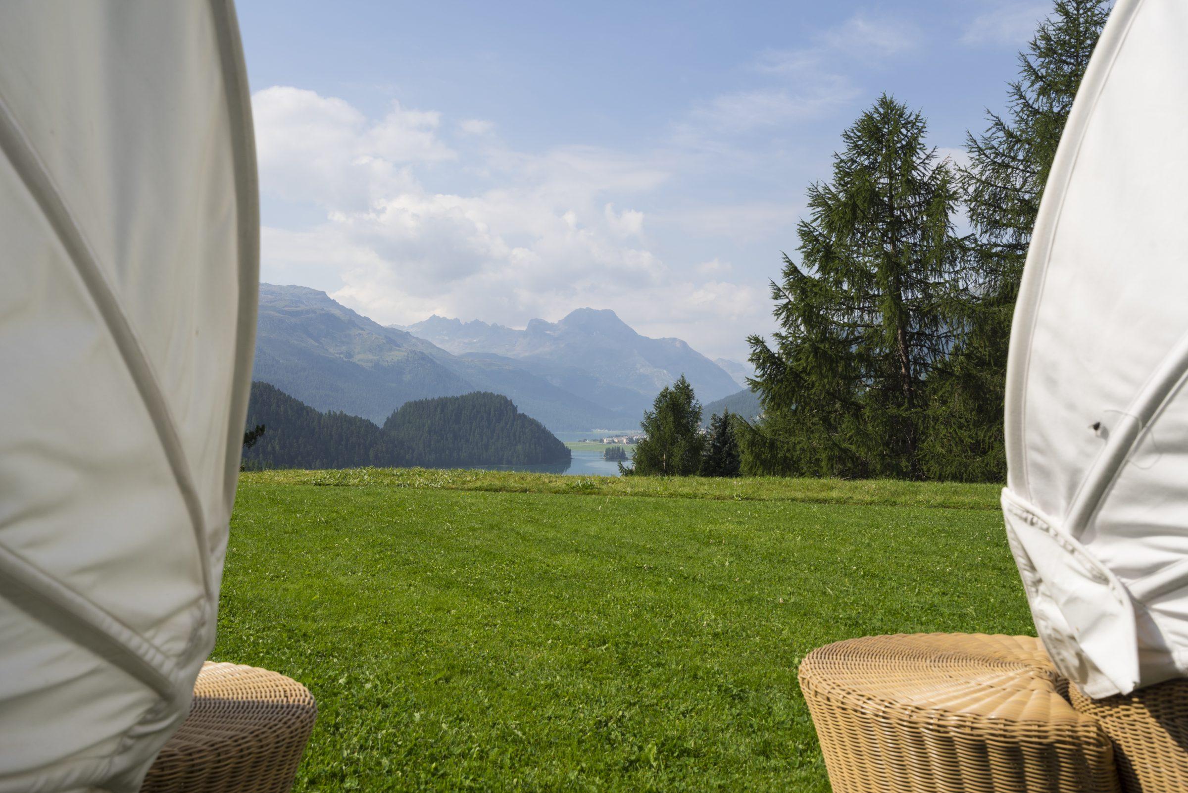 View St. Moritz