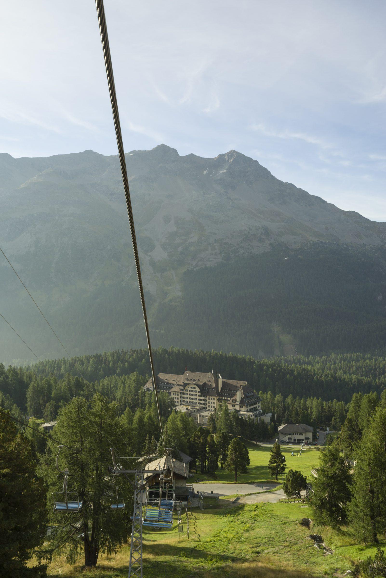 Suvretta House St. Moritz