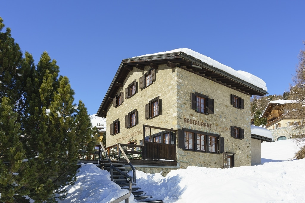 Suvretta House