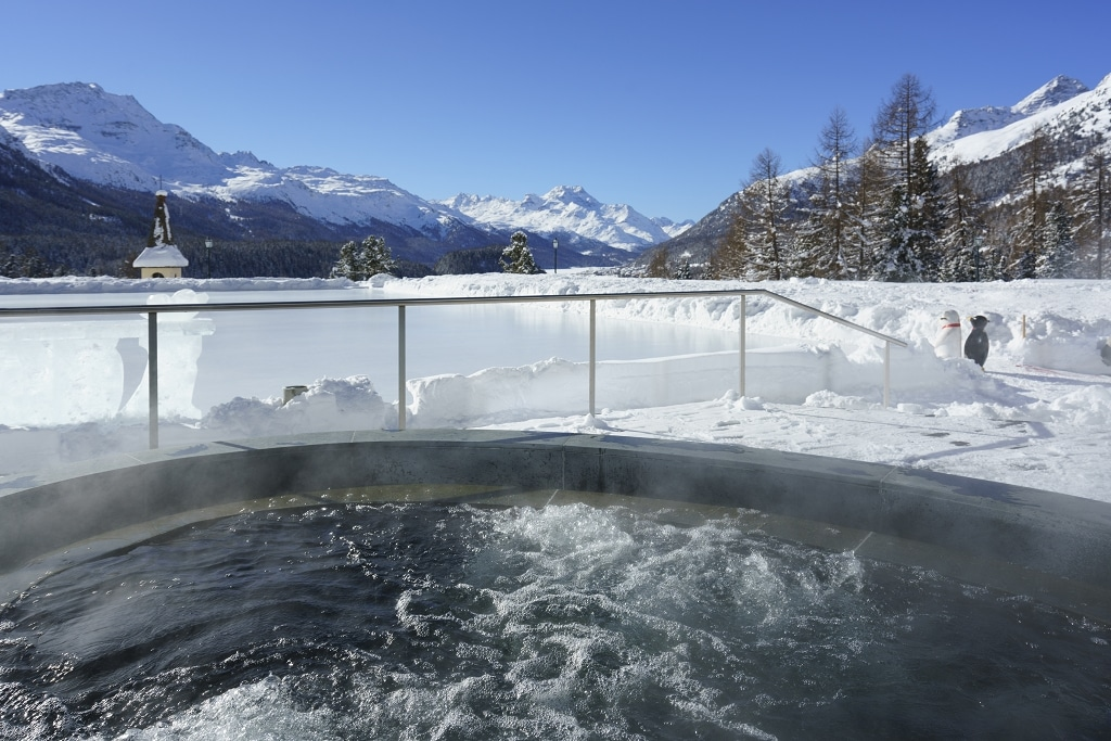 Suvretta House Whirlpool