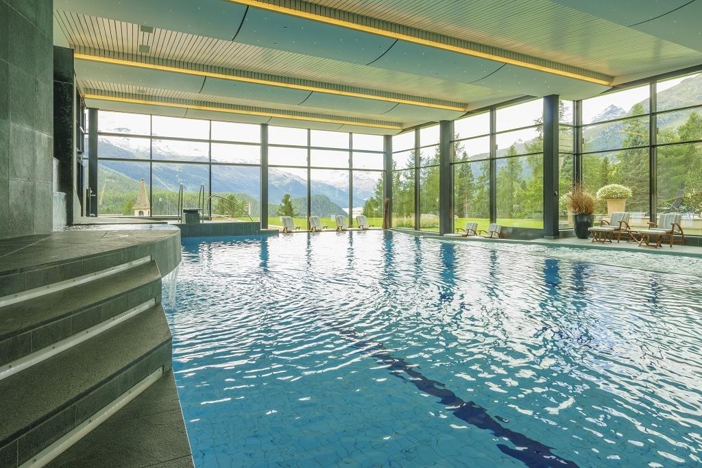 Suvretta House Schwimmbad