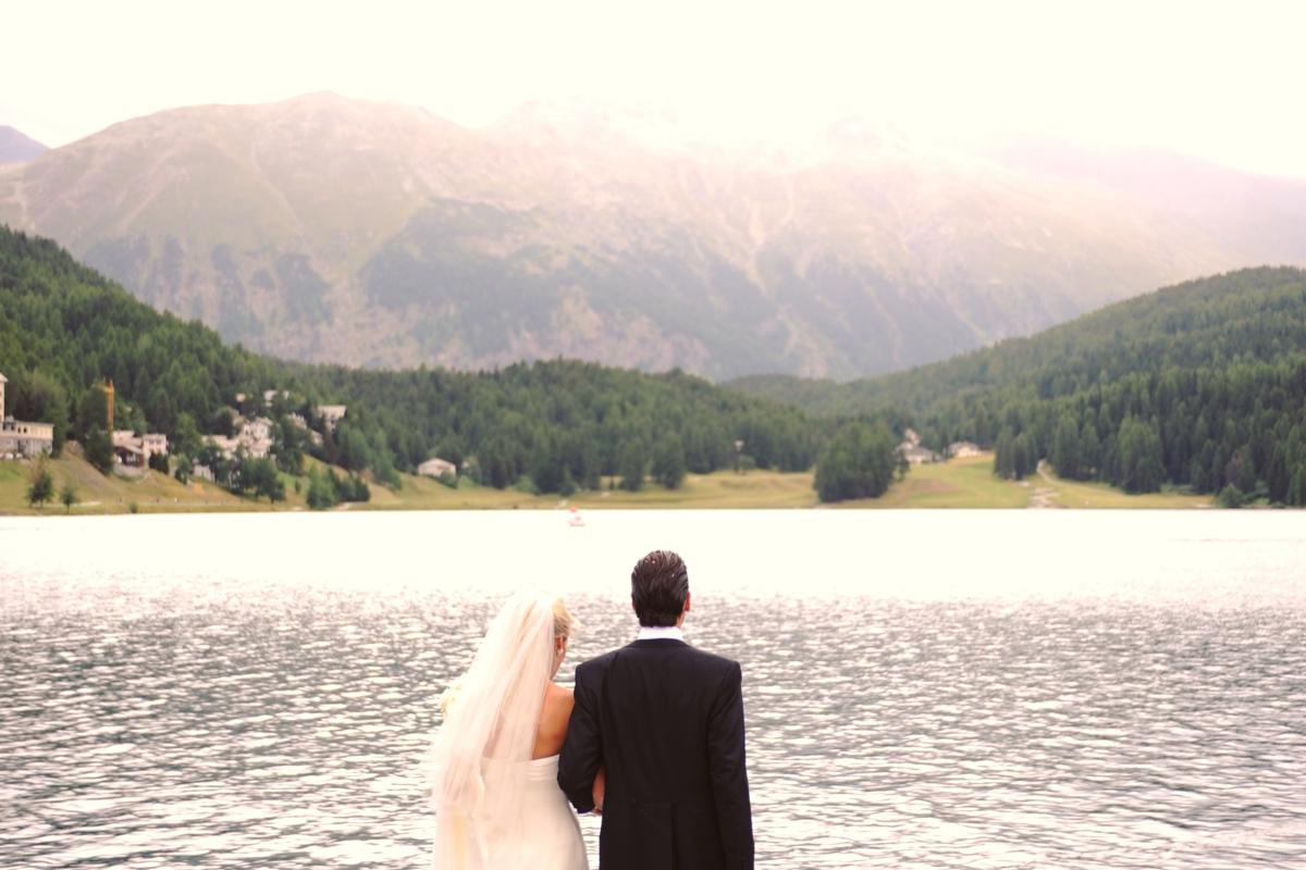 Hochzeit St. Moritz