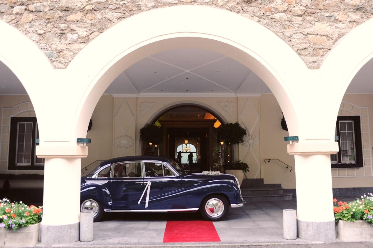 Hochzeit Suvretta House