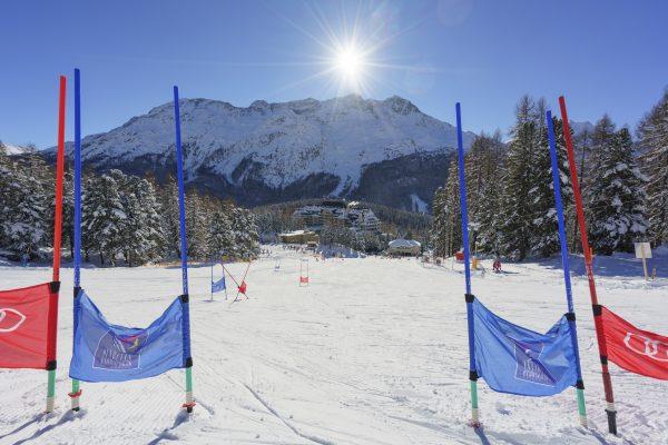 Slope St. Moritz