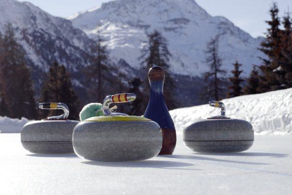 Curling St. Moritz