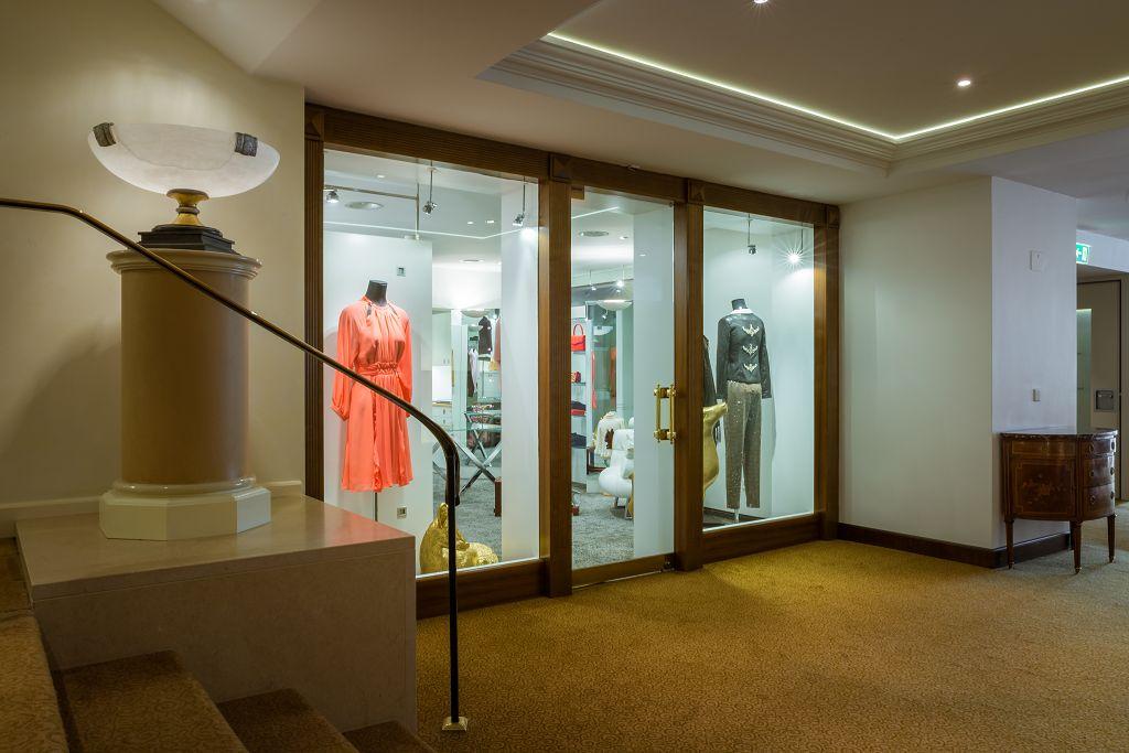 Boutique Suvretta House
